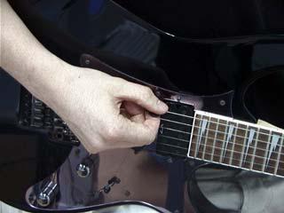Position main droite rythmiques